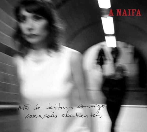 capa CD A Naifa
